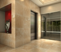 Wakefiled-Appartment-Lift-Lobby